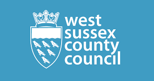 Link to West Sussex District Council via its Logo