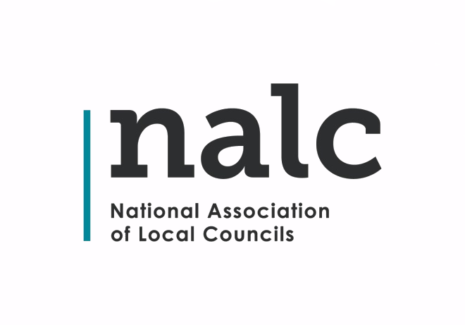 Link to National Association of Local Councils via their logo
